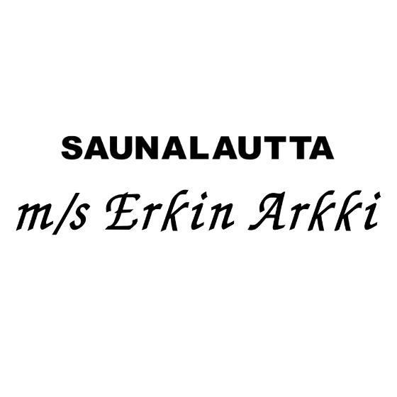 Sauna ferrry Erkin Arkki in Rovaniemi Lapland Finland