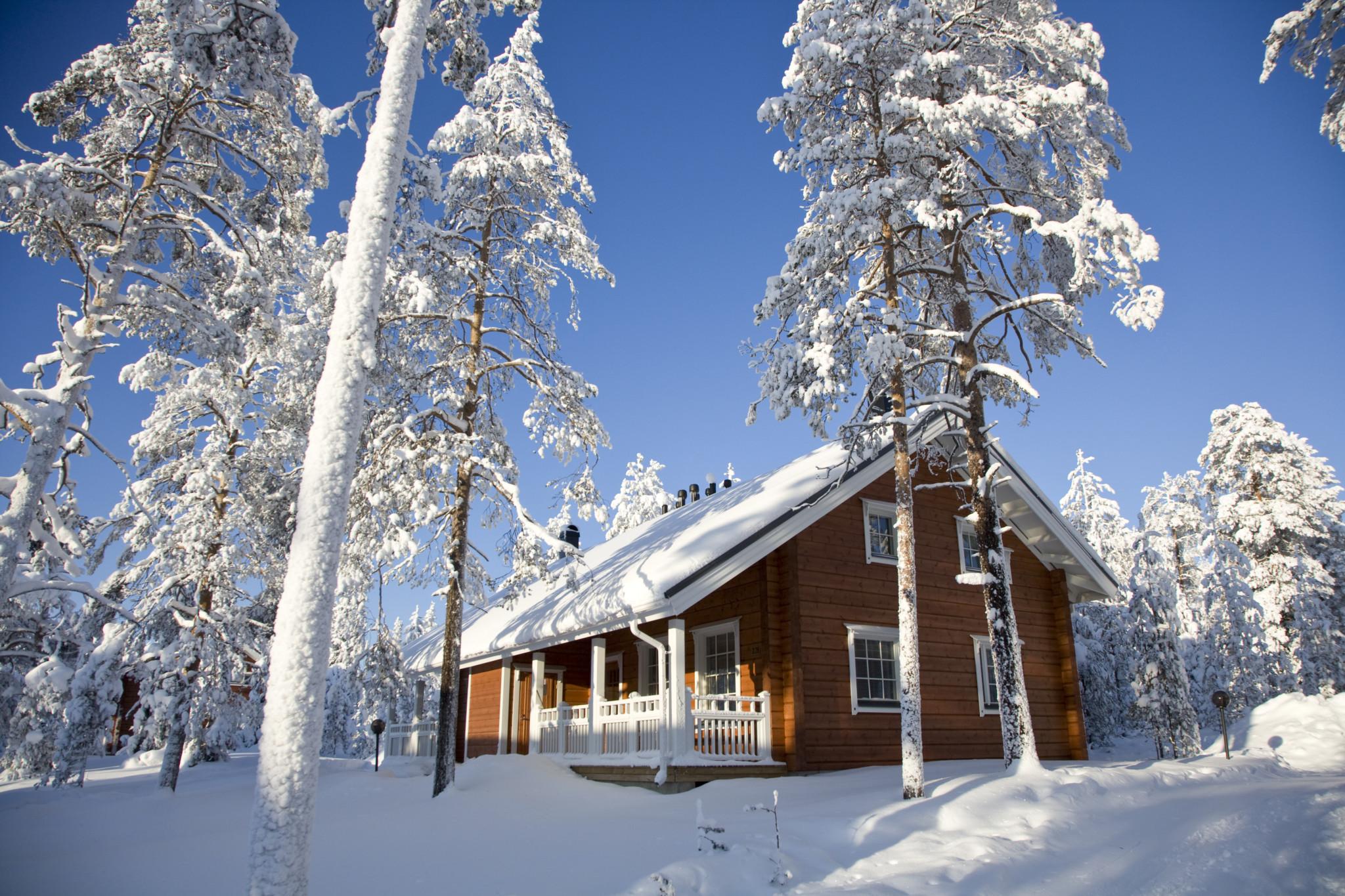 Cabin, Rovaniemi, Ounasvaaran Lakituvat Chalets