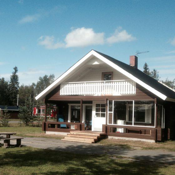 Palojärven Lomakeskus Rovaniemi, Lappi