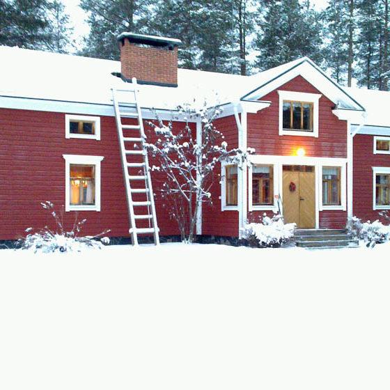 picturesque Rehto villa in Rovaniemi, Lapland, Finland