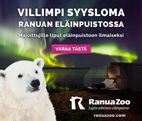 Ranuazoo lapin arktinen eläinpuisto