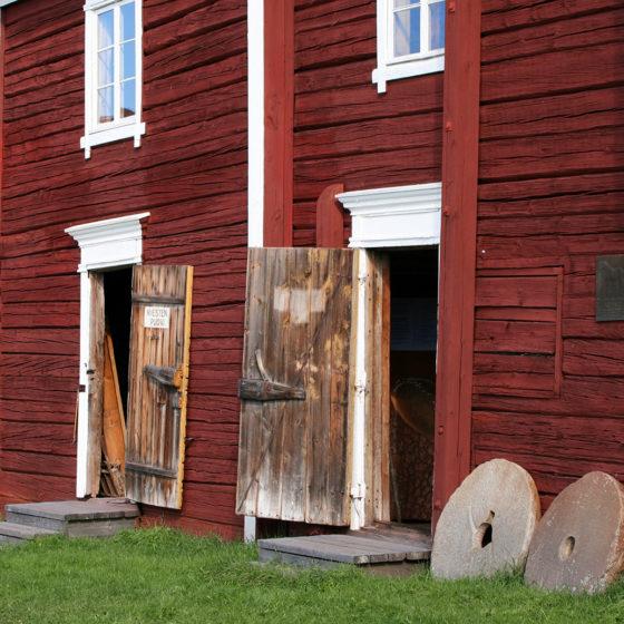 Local Heritage Museum, Rovaniemi, Lapland, Finland