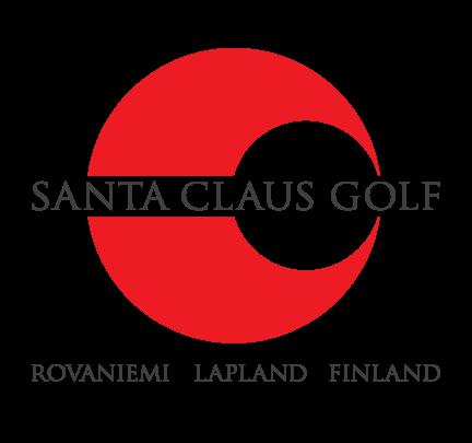 santa claus golf in rovaniemi lapland finland