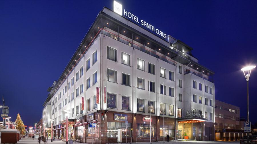 Santa S Hotel Half Day Meeting Package Visit Rovaniemi