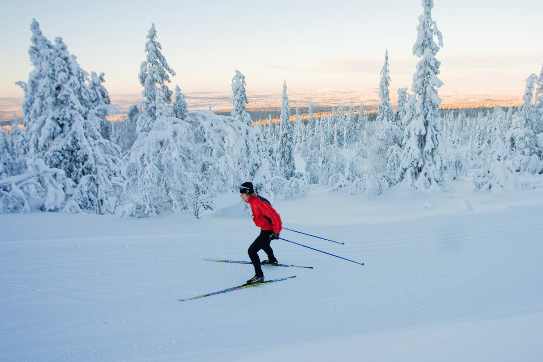 Santasport Lapin Urheiluopisto Ounasvaaralla, Rovaniemellä