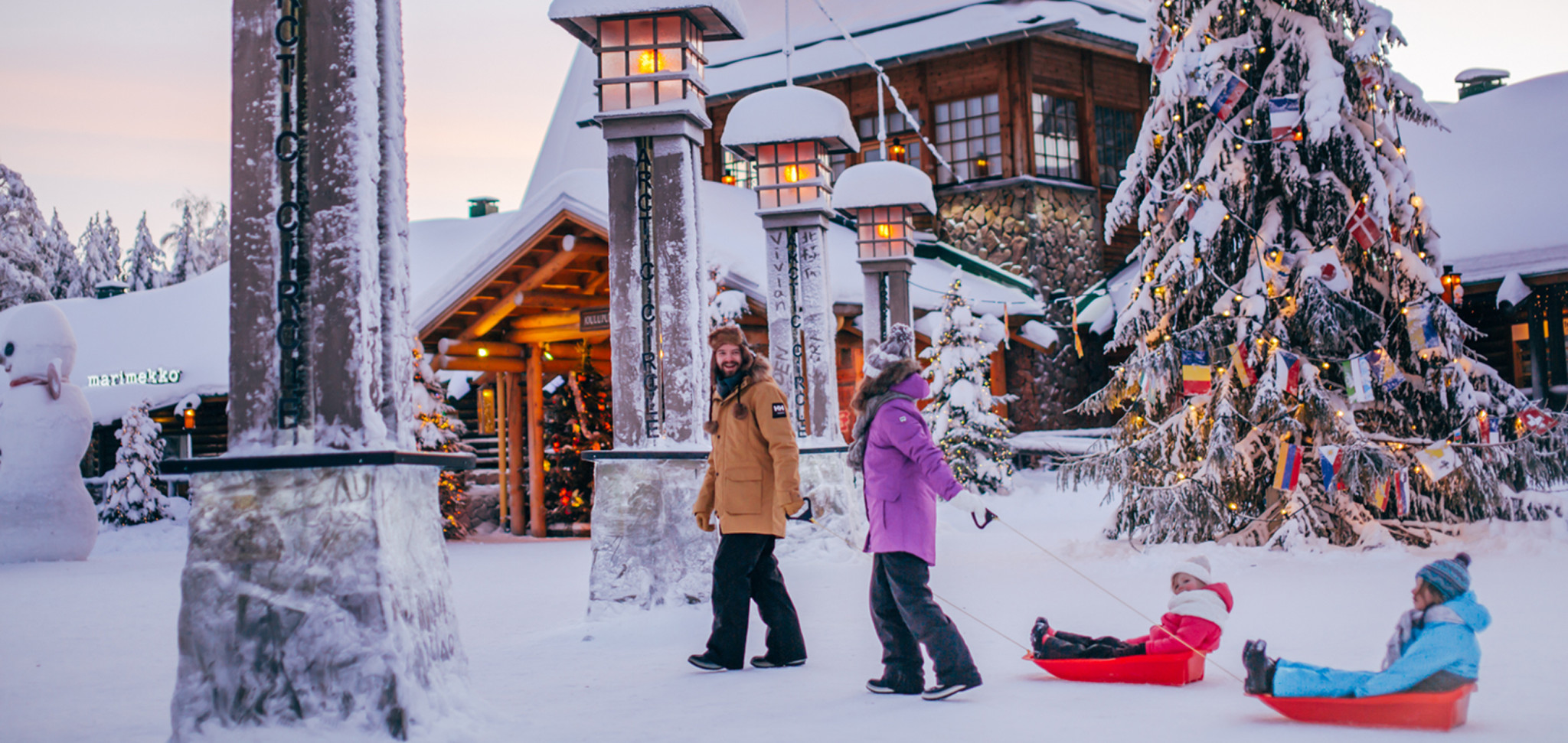 Guide To Enjoying Winter Holiday In Rovaniemi With