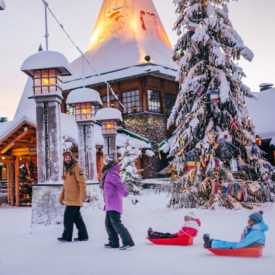 What to do in rovaniemi in 1 4 days in winter visit rovaniemi this article will include a few tips to wrapping up warm getting about and what activities to consider with children during your cold but magical trip to solutioingenieria Choice Image