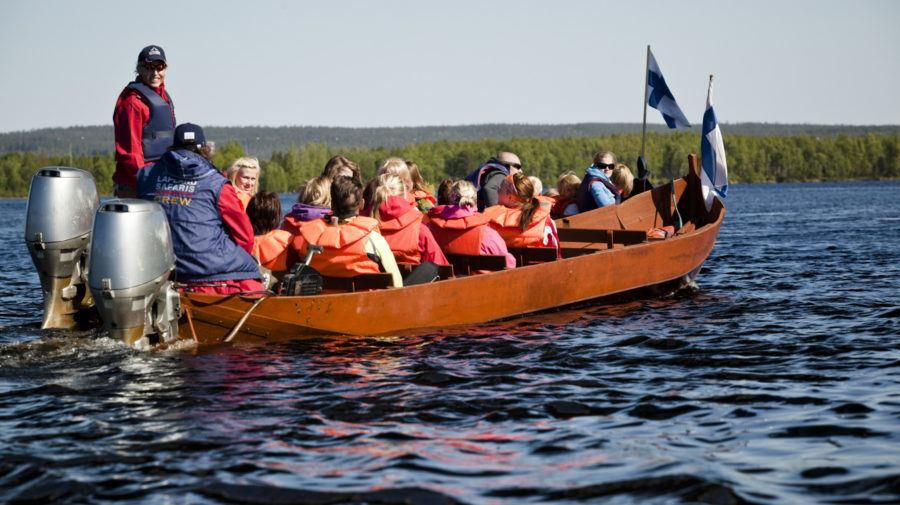 Lapin Safarit - Luotettava matkanjärjestäjä Rovaniemellä, Lapissa