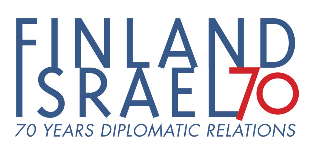 Finland and Israel 70 years Diplomatic relations