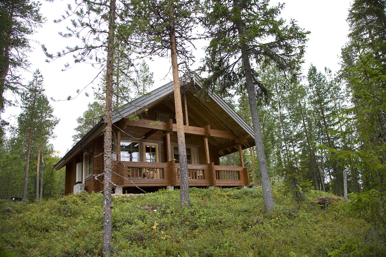 Ukonloma Cottages in Rovaniemi, Lapland, Finland