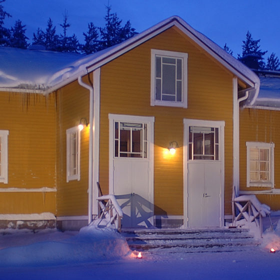Villa Maria Lapland Safaris in Rovaniemi