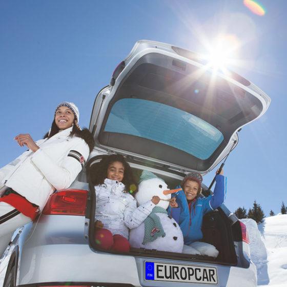 Car Hire Rovaniemi Finland