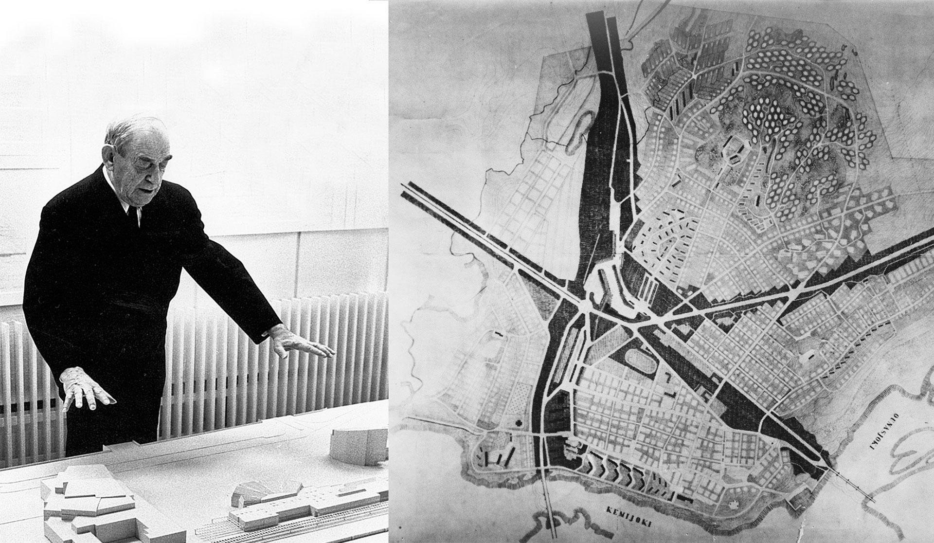 Alvar Aalto Ja Arkkitehtuuri Rovaniemella Visit Rovaniemi