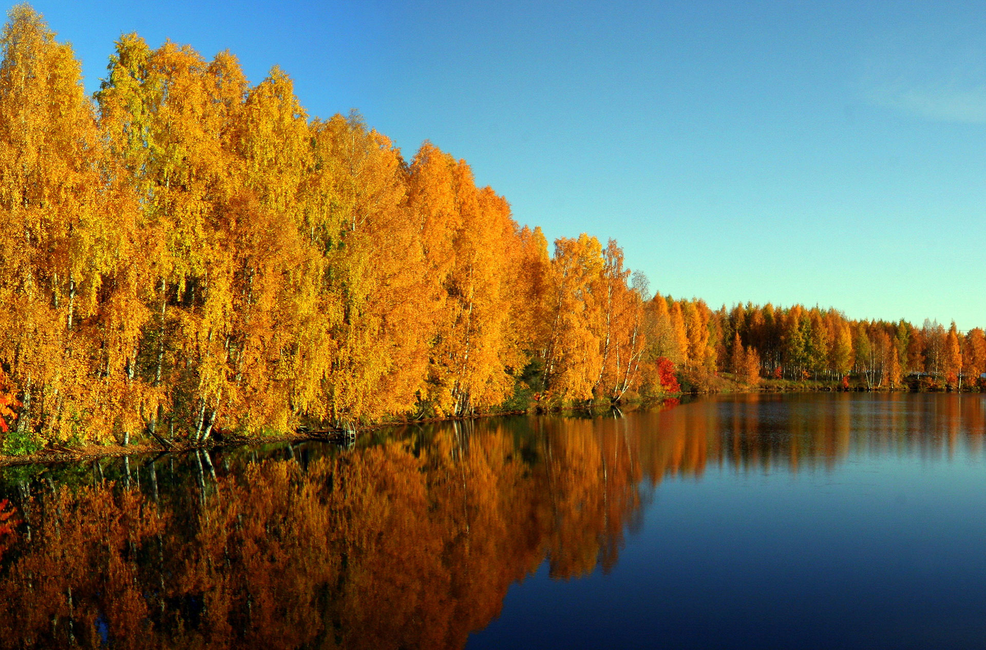 experience the four or even eight seasons of rovaniemi visit