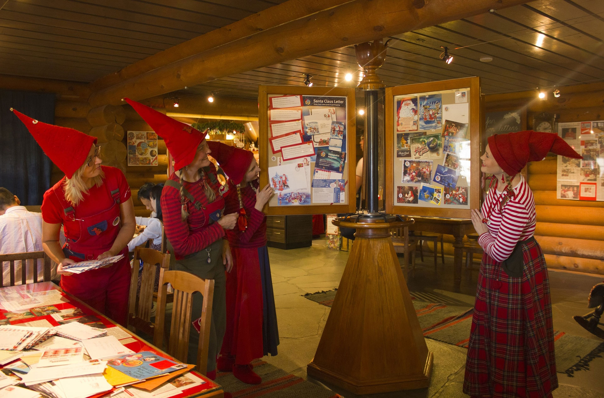 Santa Claus and the magic of Christmas in Rovaniemi ...