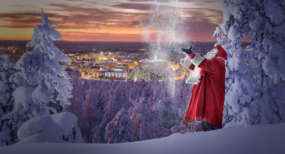 35165236aa37e Santa Claus and the magic of Christmas in Rovaniemi - Visit Rovaniemi