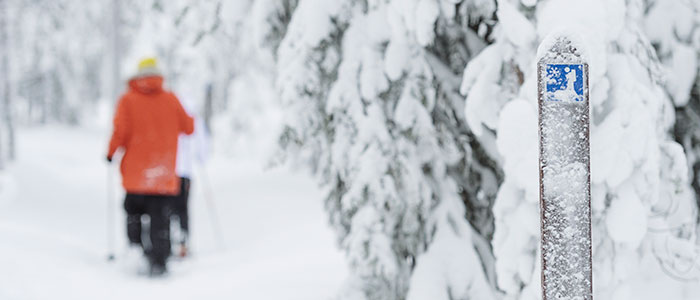 visit-rovaniemi-winter-activities-ounasvaara-winter-walking-route